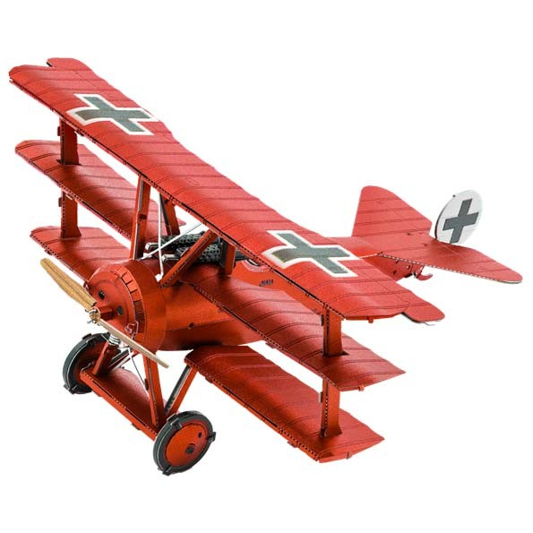 """Tri-Wing Fokker """"Roter Baron"""""""