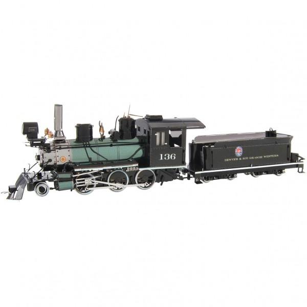 Wild West 2-6-0 Locomotive