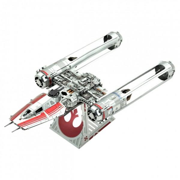 STAR WARS Zorii's Y-Wing Fighter