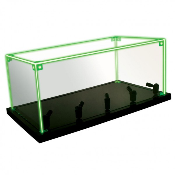 Lighted Acrylic Display