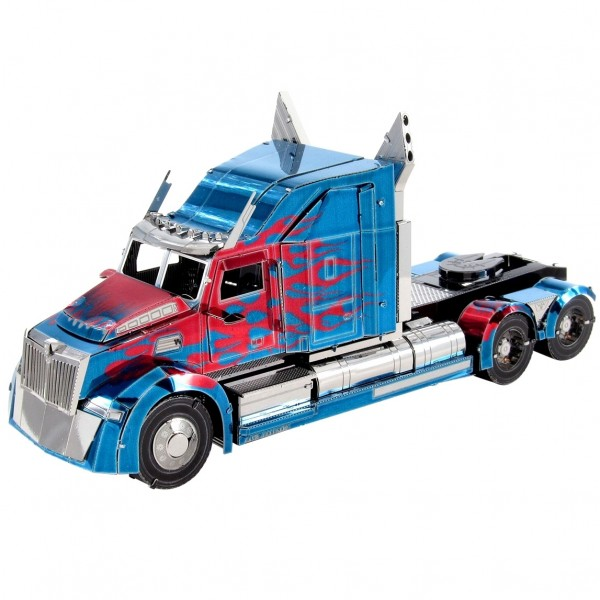 ICONX Optimus Prime Western Star 5700 Truck
