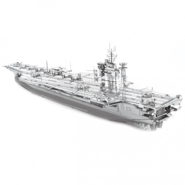 ICONX USS Roosevelt Aircraft Carrier