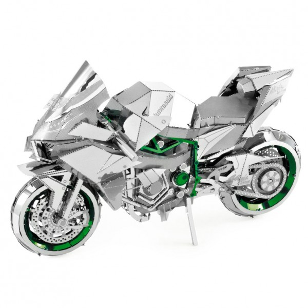 ICONX Kawasaki Ninja Green
