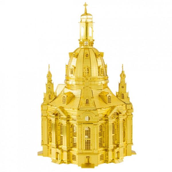 ICONX Dresdener Frauenkirche (Goldenes Modell)
