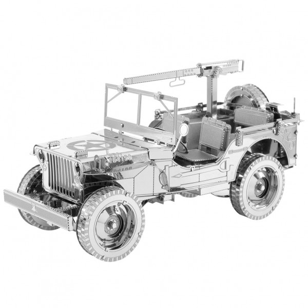 ICONX Willys Jeep