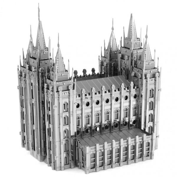 ICONX Salt Lake City Temple