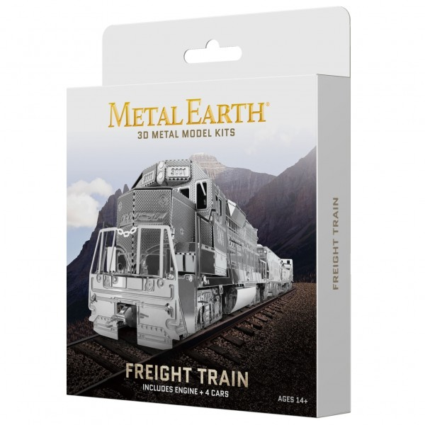 Freight Train Box Version
