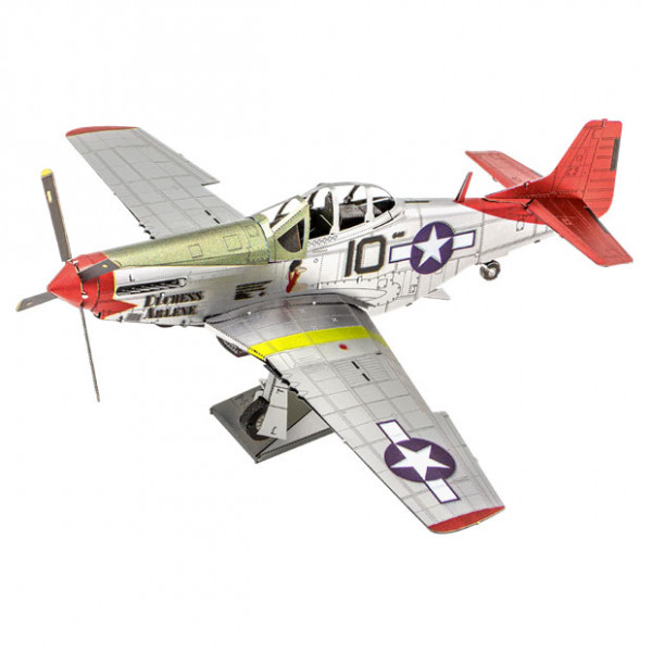 ICONX Tuskegee Airment P-51D Mustang