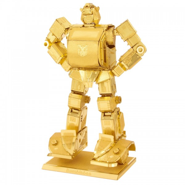 Transformers Bumblebee gold