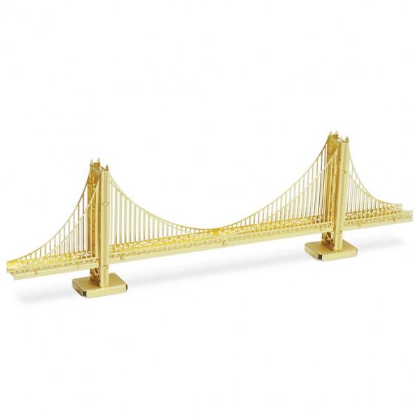 Golden Gate Bridge gold